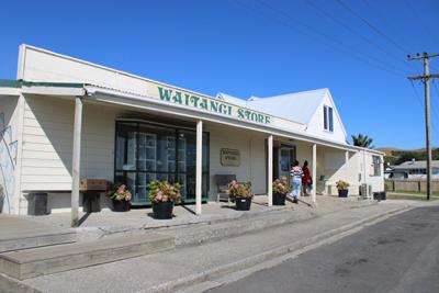 Waitangi Store
