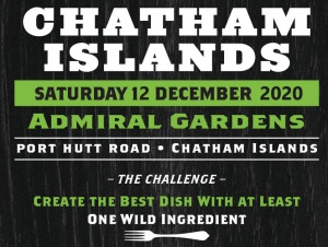 Wild Food Challenge