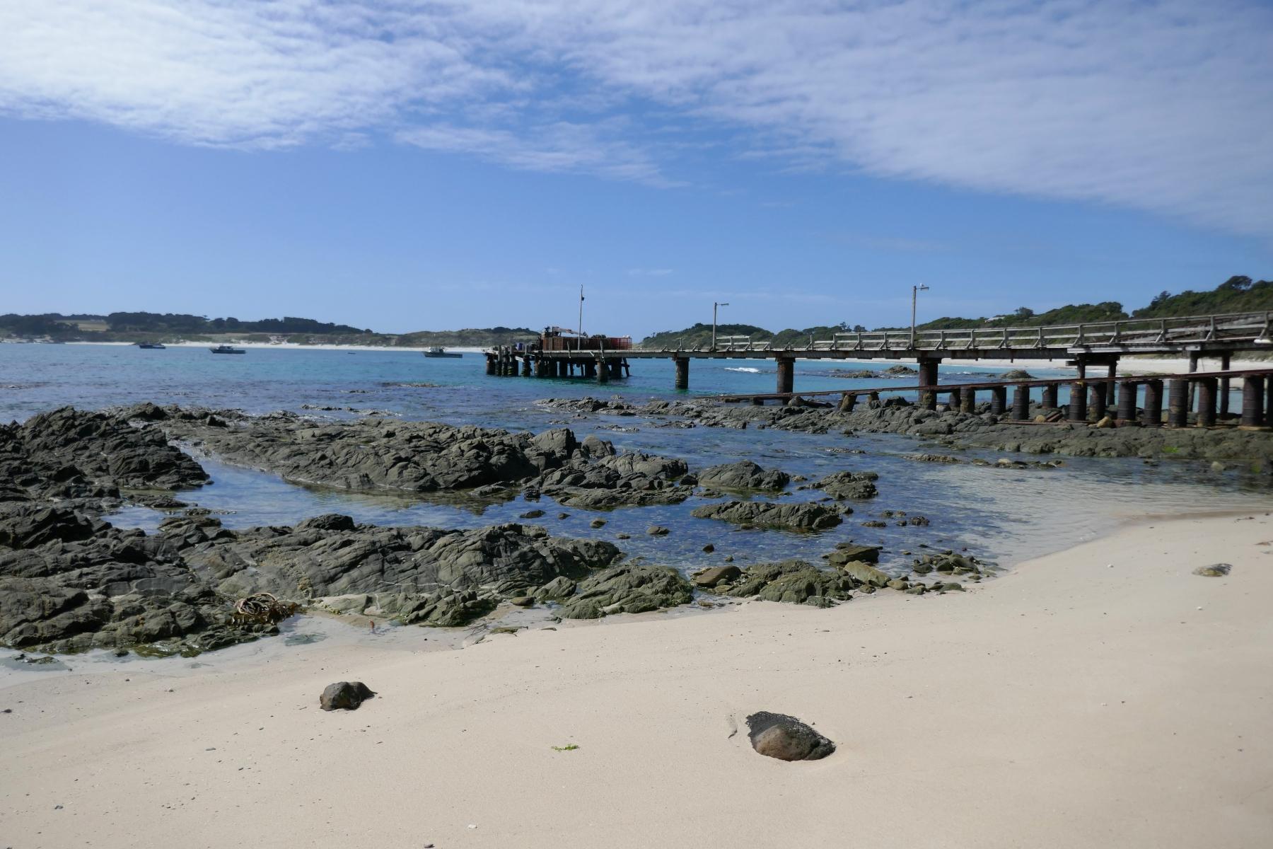 Kaingaroa Wharf