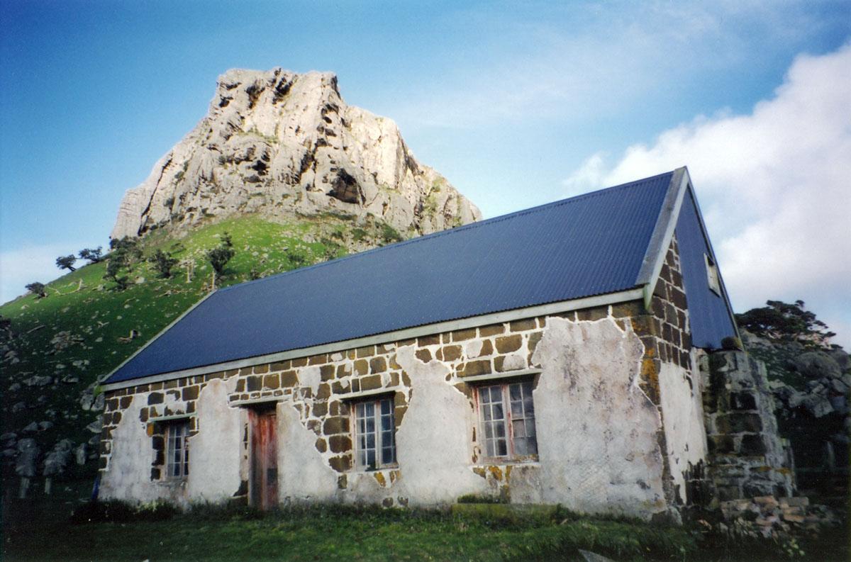 Maunganui Stone Cottage