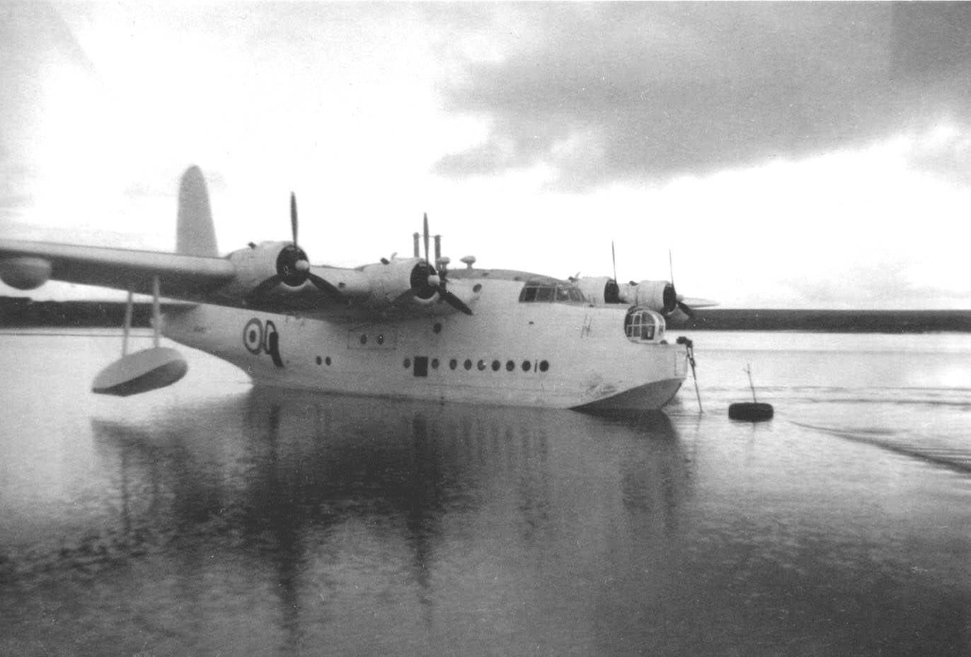 Sunderland Flying Boat Restoration