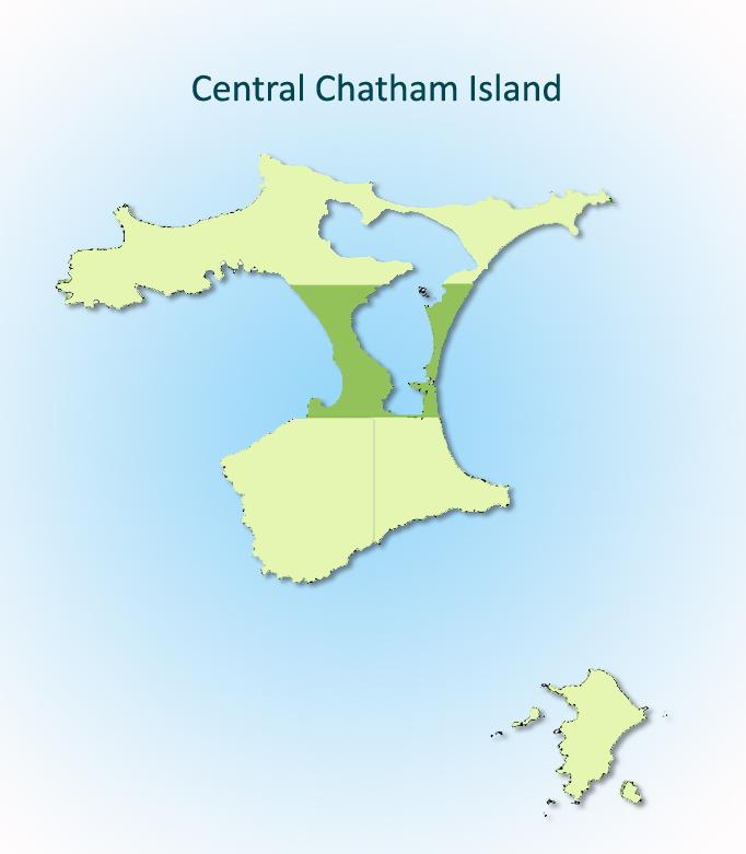Central Chatham Island