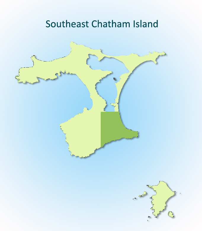 Southeast Chatham Island