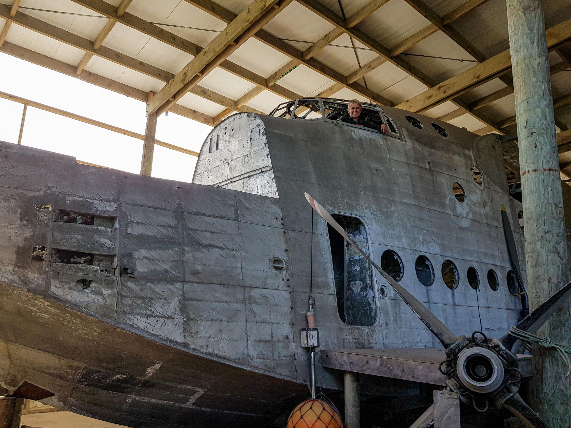 Sunderland Flying Boat Restoration Project